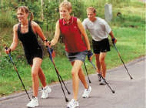 Nordic Walking Einsteiger-Tour